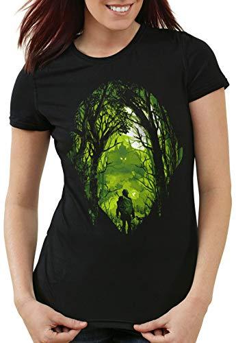 camiseta Legacy para mujer Hyrule Epona Triforce Hormiga qI5RU5