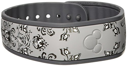 Link It Later Disney Parks Exclusive Haunted Mansion Limited Release Rare Magic Band -