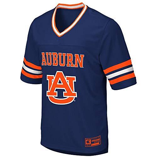 Colosseum Mens Auburn Tigers Football Jersey - 2XL