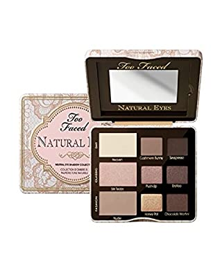 Cheapest Too Faced Cosmetics, Natural Eye, Neutral Eye Shadow Collection, 0.39 Ounce Net Wt. from Too Faced - Free Shipping Available