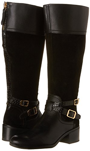 Images of Franco Sarto Women's Lapis Wide-Calf Western Boot Lapis Wide Calf
