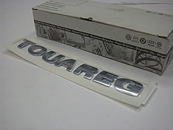 Genuine Chrome inscription VW Touareg 7L6 7LA 7L6853687739