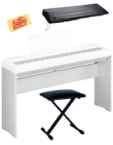 Yamaha L-85WH Furniture Stand for P-35, P-45, P-85,, used for sale  Delivered anywhere in USA