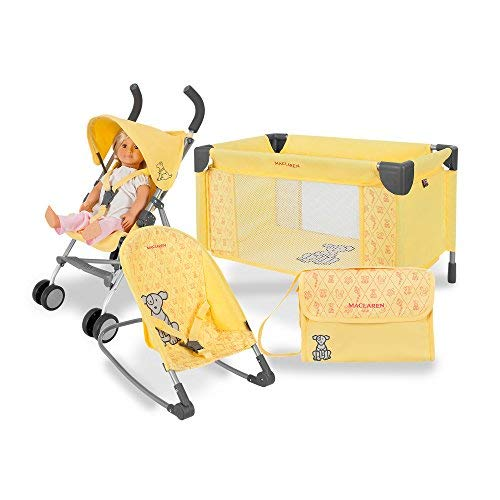 Maclaren Deluxe by Air/Land/Sea Activity - Maclaren Doll