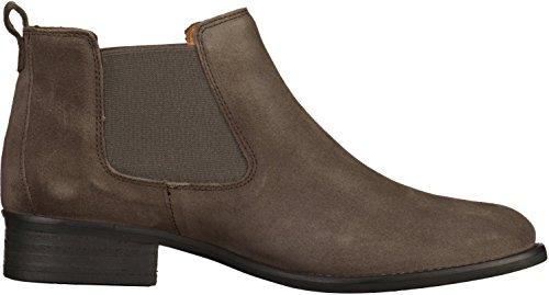 Gabor Damen Fashion Chelsea Boots Grau