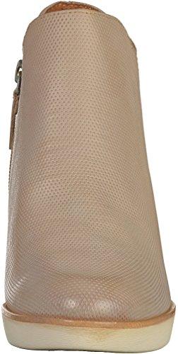 Tamaris pompes 1-25313-26-324 poivre beige, taille 37-41, cuir, toucher Semelle, Absaz 7,5 cm poivre