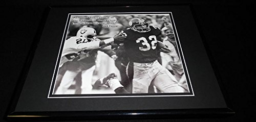 - Franco Harris Immaculate Reception Steelers Framed 11x14 Photo Display