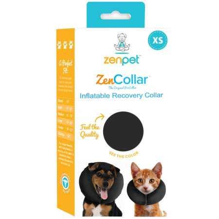 Contech ZenPet ZenCollar Inflatable Recovery Collar XSmall