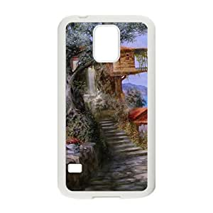 The country beautiful scenery Phone Case for Samsung Galaxy S5