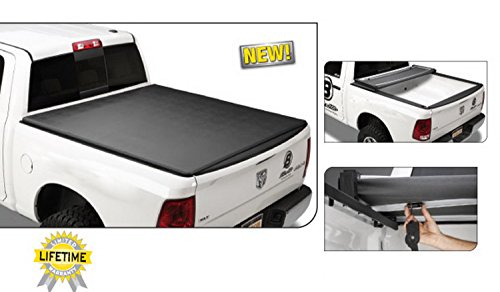 dodge 1500 truck bed cover - 8