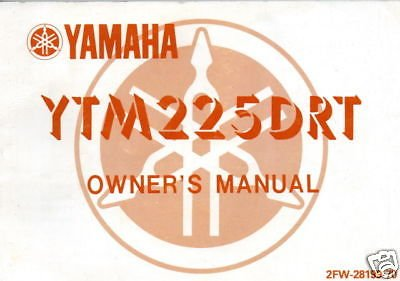 Yamaha Three Wheeler - 6