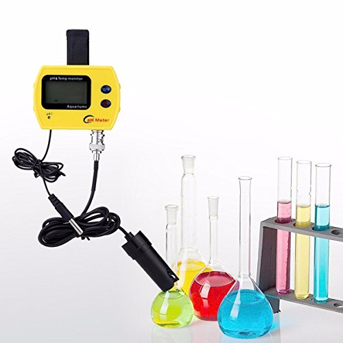 PH-991 Portable PH Meter Aquarium Swimming Pool Acidimeter Analyzer Water Quality pH &Temp Monitor by Thailand (Image #1)