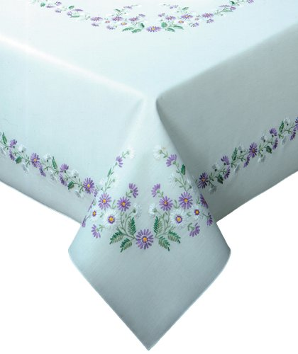 tobin-rhapsody-stamped-oblong-tablecloth-for-embroidery