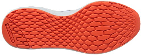 New Balance M980 D V2, Chaussures de running homme Bleu (Bo2 Blue/Orange)