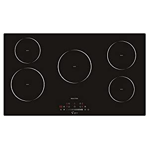 """Empava 36"""" Vitro Ceramic Glass Smooth Surface Electric Induction Cooktop EMPV-IDC36"""