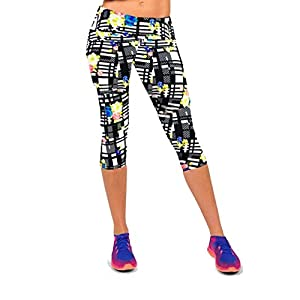 Forever Ancia Compact High Waist Fitness Yoga Sports Pants Cropped Leggings