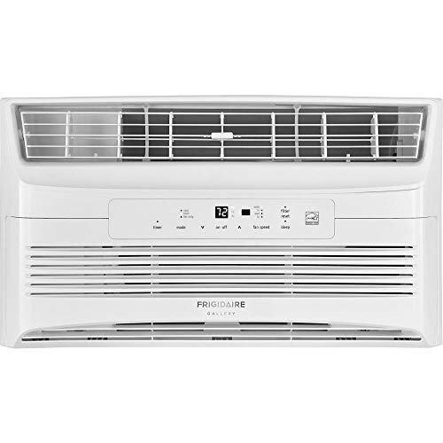 FRIGIDAIRE Energy Star 115V 8,000 BTU Window Air Conditioner with Remote Control, White