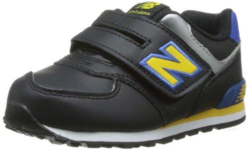 mixte M Kv574 New Black enfant mode Noir Baskets Yellow Infant Ybi Balance wYYEqFS