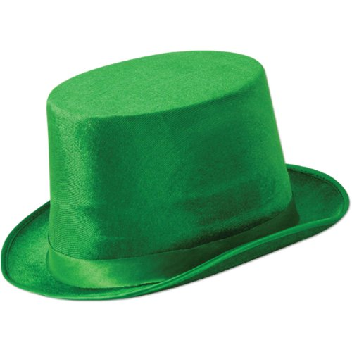 Green Vel Felt Party Accessory count