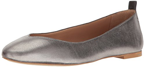 Ugg Kvinnor Lynley Metalliskt Balett Platt Aluminium