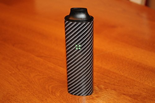 Carbon-Fiber-decal-for-PAX-1-vaporizers-glossy-vinyl-sticker
