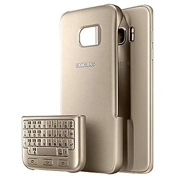 Samsung SS-GS7Edge-KBC-GOLD Galaxy S7 Edge, Gold: Amazon ae