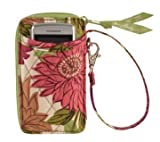 Vera Bradley All In One Wristlet in Hello Dahlia!, Bags Central