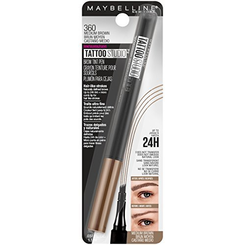Maybelline New York Tattoostudio Brow Tint Pen Makeup 1 Count