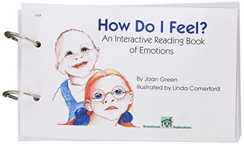 School Specialty How do I Feel? Interactive Reading Book