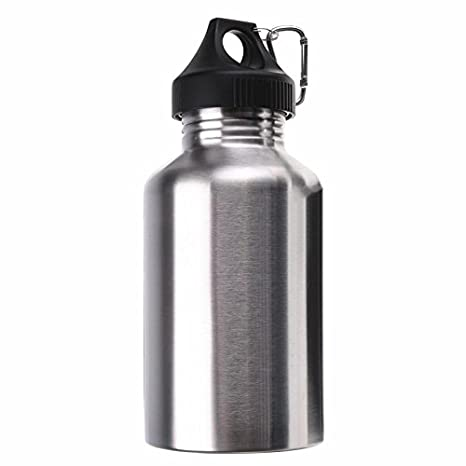 Amazon.com: Viajes Deportes botella – huplue 350/500/750 ml ...