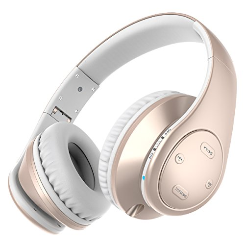 Picun P7 Bluetooth Headphones Wireless Foldable Noise