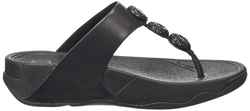 black Donna all Nero Sandali Petra 090 Fitflop Black sugar xqwZXztnCp