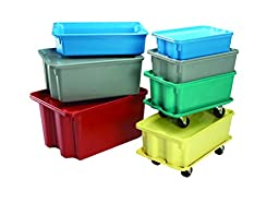 MFG Tray 7806385172 Toteline Dolly with 3\
