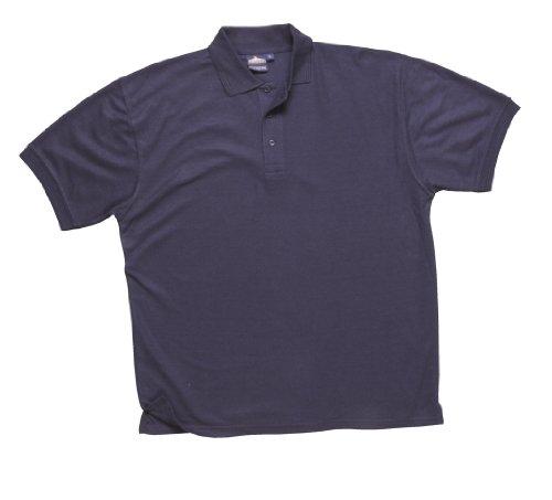 PORTWEST B210 - Polo-Shirt Naples, marine, XL, B210NARXL