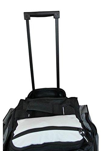 Sportasche / Trolley mit viel Stauraum