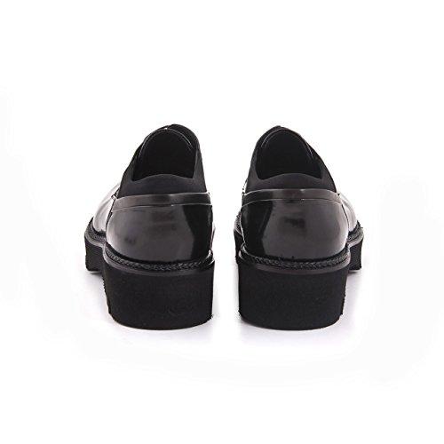 Mocassini Mannen Schnürhalbschuh Plateau Echt Leer Lederen Schoen Vrije Tijd Leren Schoen Voor Dagelijks Elegant Classic