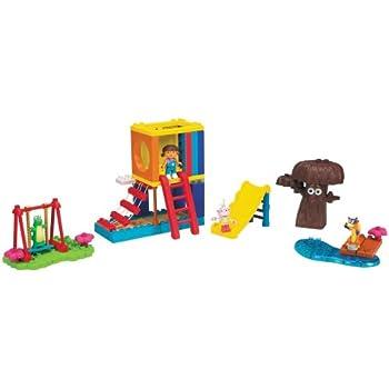 Amazon.com: Mega Bloks Dora's Big Backyard Adventures ...