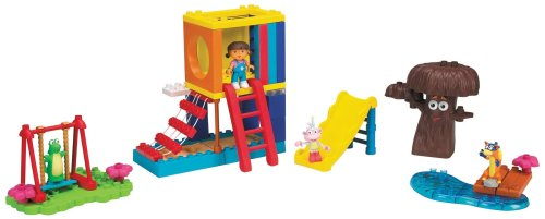 Mega Bloks Dora's Big Backyard Adventures