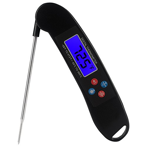 Instant Thermometer Backlight Talking Function product image