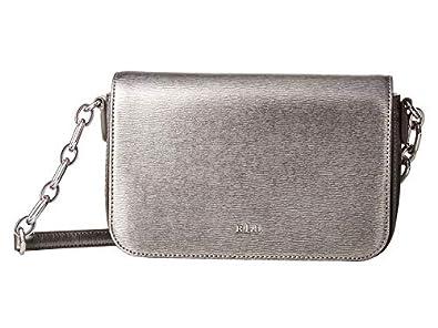 shop coupon code new authentic LAUREN Ralph Lauren Newbury Carmen Crossbody Bag (Antique ...