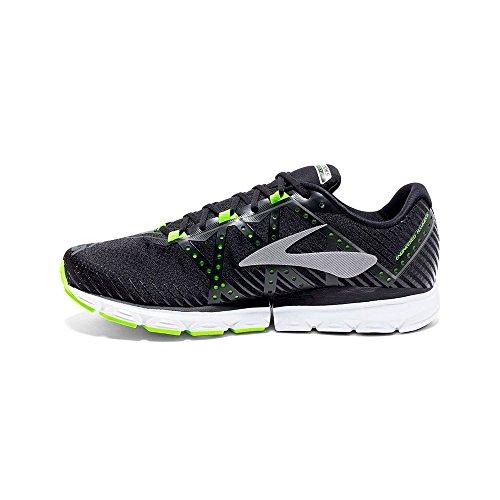 Brooks Neuro 2, Zapatos para Correr para Hombre Black/Nightlife/White