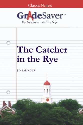 The Catcher In The Rye Essays  Gradesaver The Catcher In The Rye Jd Salinger