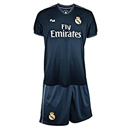 Real Madrid Mini Kit Replica Ensemble Maillot et Short Enfant
