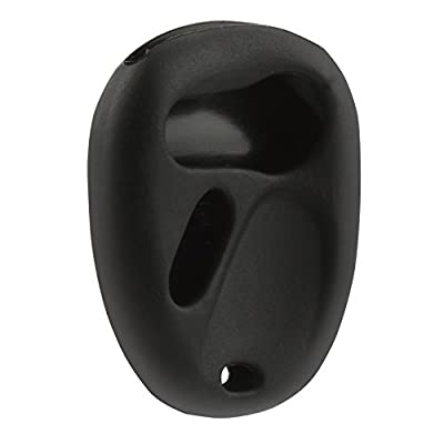 Key Fob Keyless Entry Remote Protective Cover Case Fits Buick/Cadillac/Chevy/GMC/Hummer/Isuzu/Pontiac/Saab/Saturn: Automotive