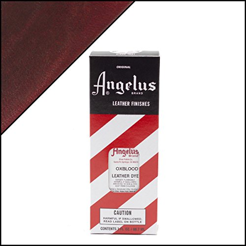 Top angelus oxblood