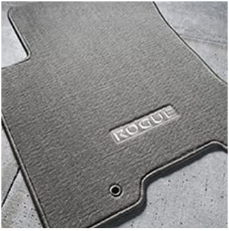 Nissan Genuine Accessories 999E2-GX001 Gray Carpeted Floor Mat, Set of 4