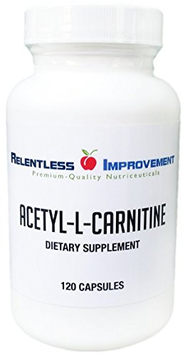 Relentless Improvement Acetyl L Carnitine