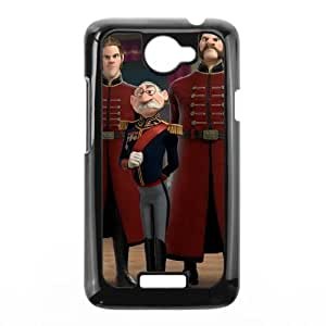 HTC One X Phone Case Black Frozen Duke of Weselton DYW5144052