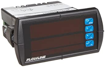 Flowline LI55-1001 DataView Level Controller, Meter Only, No Repeater, 85-265 VAC