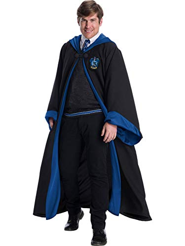 Adult Deluxe Ravenclaw Student Costume - M